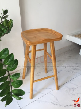 Ghế Bar Saddle Counter